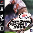 Tiger Woods PGA Tour 2000 PS1 Great Condition Fast Shipping
