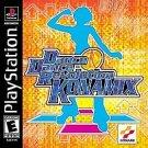 Dance Dance Revolution Konamix PS1 Great Condition