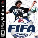FIFA 2001 Major League Soccer PS1 Great Condition Complete Fast Shipping
