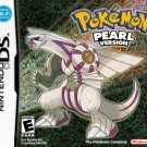 Pokemon Pearl Version Nintendo DS Great Condition Fast Shipping