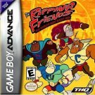 The Ripping Friends The World's Most Manly Men GBA