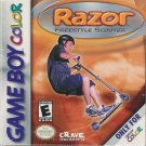 Razor Freestyle Scooter Gameboy Color Great Condition