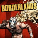 Borderlands Xbox 360 Great Condition Fast Shipping