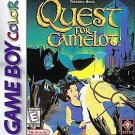 Quest for Camelot Gameboy Color Great Condition