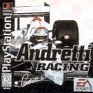 Andretti Racing PS1 Great Condition Complete