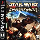 Star Wars Episode I Jedi Power Battles PS1 Great Condition Fast Shipping