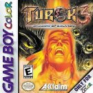 Turok 3 Shadow of Oblivion Gameboy Color Fast Shipping