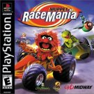 Muppet Race Mania PS1 Great Condition Complete Fast Shipping