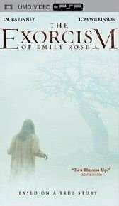Exorcism Of Emily Rose UMD Great Condition Complete Fast Shipping