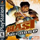Blast Lacrosse PS1 Great Condition Complete