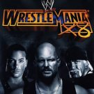 WWE Wrestlemania X8 Gamecube Great Condition Fast Shipping