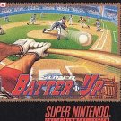 Super Batter Up SNES Great Condition Fast Shipping