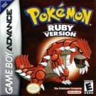Pokemon Ruby Version GBA Great Condition Fast Shipping