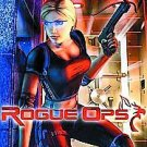 Rogue Ops Xbox Great Condition Complete Fast Shipping