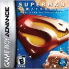 Superman Returns Fortress Of Solitude GBA Fast Shipping