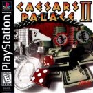 Caesars Palace 2 PS1 Great Condition Complete