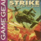 Desert Strike Game Gear Great Condition Fast Shipping