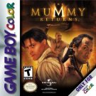 Mummy Returns Gameboy Color Great Condition Fast Shipping