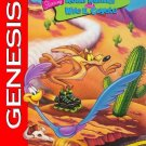Desert Demolition Sega Genesis Great Condition Fast Shipping