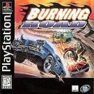 Burning Road PS1 Great Condition Fast Shipping