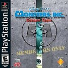 Monsters  Inc. Scream Team PS1 Great Condition