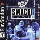 WWF Smackdown! PS1 Great Condition Fast Shipping