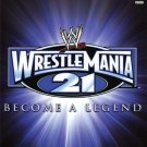 WWE Wrestlemania 21 Xbox Great Condition Fast Shipping