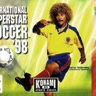 International Superstar Soccer '98 N64 Great Condition Complete Fast Shipping
