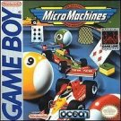 Micro Machines Gameboy Great Condition Fast Shipping
