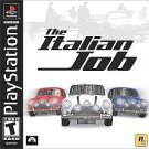 The Italian Job PS1 Great Condition Complete