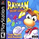 Rayman Brain Games PS1 Great Condition Complete