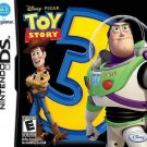 Toy Story 3 Nintendo DS Brand New Fast Shipping