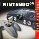 Nintendo 64 Great Condition Fast Shipping