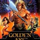 Golden Axe Sega Genesis Great Condition Fast Shipping