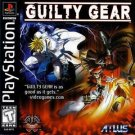Guilty Gear PS1 Great Condition Fast Shipping