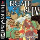 Breath Of Fire 4 PS1 Great Condition Fast Shipping