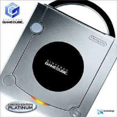 Nintendo Gamecube Platinum Great Condition Fast Shipping