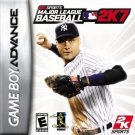 Major League Baseball 2K7 GBA Great Condition Fast Shipping