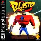 Blasto PS1 Great Condition Fast Shipping