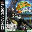 Kurt Warner's Arena Football Unleased PS1 Great Condition Complete Fast Shipping