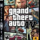 Grand Theft Auto 4 PS3 Great Condition Complete Fast Shipping