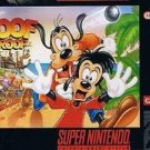 Goof Troop SNES Great Condition Fast Shipping
