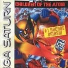 X-Men Children Of the Atom Sega Saturn Great Condition Fast Shipping