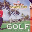 Waialae Country Club True Golf Classics N64 Great Condition Fast Shipping