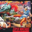 Street Fighter 2 SNES Great Condition Fast Shipping