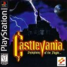Castlevania Symphony Of The Night PS1 Great Condition Fast Shipping