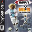 ESPN MLS Game Night PS1 Great Condition Complete Fast Shipping