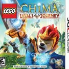 Lego Legends Of Chima Laval's Journey Nintendo 3DS Brand New Fast Shipping