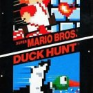 Super Mario Bros. / Duck Hunt NES Great Condition Fast Shipping