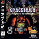 Space Hulk Vengeance Of The Blood Angels PS1 Great Condition Fast Shipping